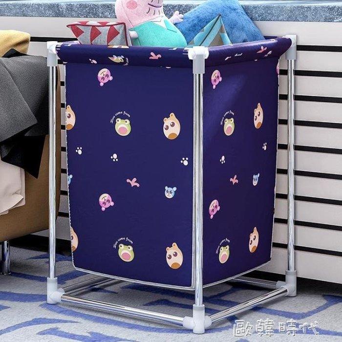 可開發票 索爾諾髒衣籃 折疊髒衣簍儲物桶大號髒衣服收納筐布藝家用洗衣籃 東京現場
