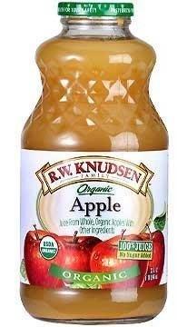 統一生機 RWK100%有機蘋果汁*12罐 玻璃不適用超商