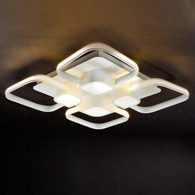 【18Park 】極簡設計 Box Story Ceiling Lights [ 框故事吸頂燈-4燈 ]