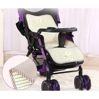 透氣嬰兒推車涼蓆寶寶手推車席童車安全座...