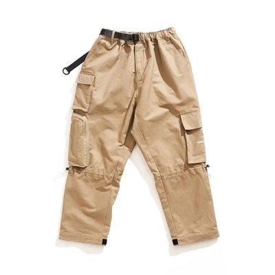 美國東村【DISARRAY】Three-Dimensional Pockets Combat Pants Betta