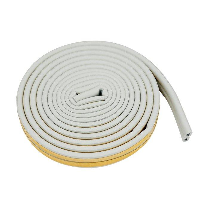 【TRENY直營】隔音氣密條(2入) 2.5米 快速填縫 隔絕害蟲 風沙灰塵 加強隔音