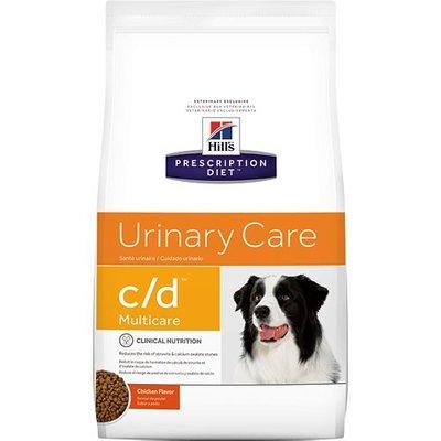 *Crazy Zoo*希爾思 Hill's 犬c/ d Multicare泌尿道護理 處方飼料 17.6LB 台中市