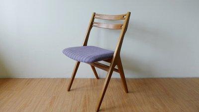 Arne Vodder and Helge Sibast chair北歐橡木、柚木椅