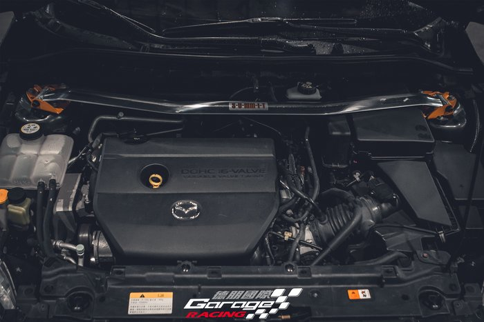 德朋國際 / MAZDA3 馬3 專用SUMMIT 引擎室拉桿 / 歡迎各車系詢問~ 另有全車優惠組可選購