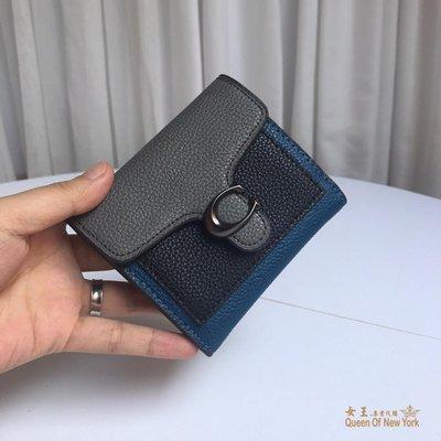 【紐約女王代購】COACH 76302 新款 tabby 女短夾 錢夾 皮夾1 原裝正品 美國代購