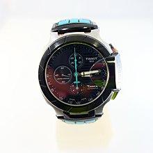 [吉宏精品交流中心]TISSOT 天梭 T-RACE 45mm 自動機械 計時碼錶 限量 男錶