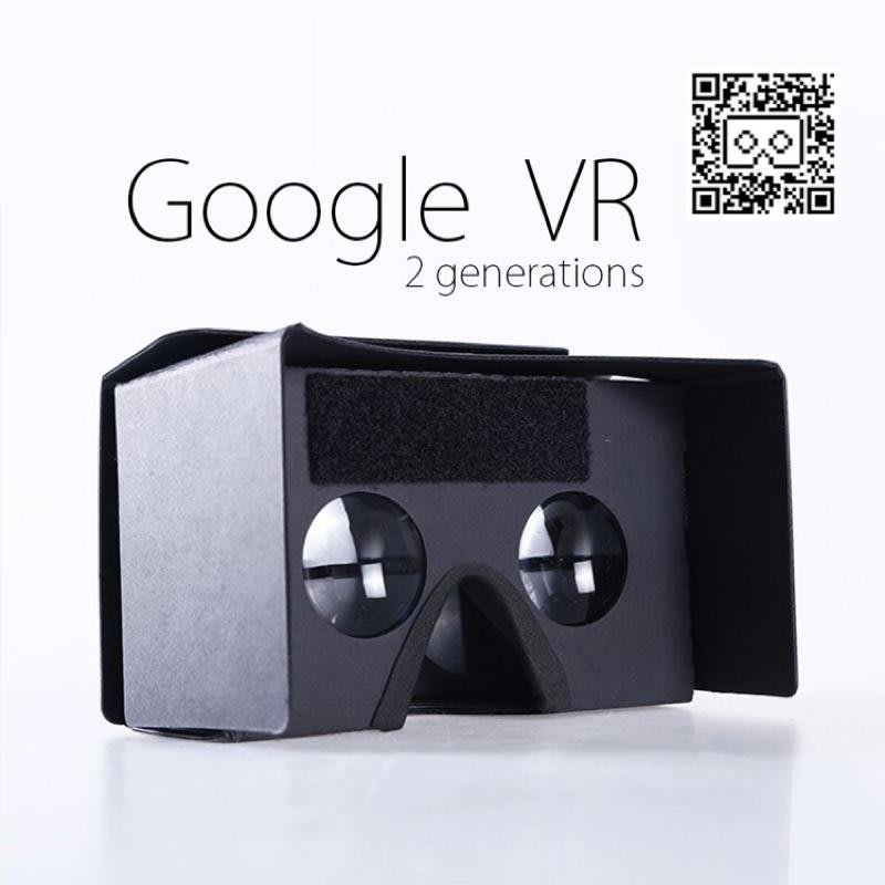 Google vr Cardboard 2 眼鏡 vr虛擬實鏡 vr眼鏡 HTC