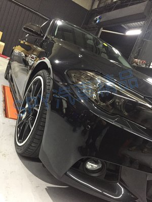 SPY國際 BMW F10 改款 LCI M-TECH 前保桿含霧燈蓋 後保桿 側裙 現貨供應