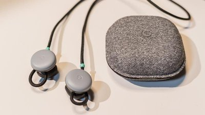黑色現貨: 全球最強耳機,即時翻譯40種語言※台北快貨※最新Google Pixel Buds智慧型聲控**出國最佳幫手
