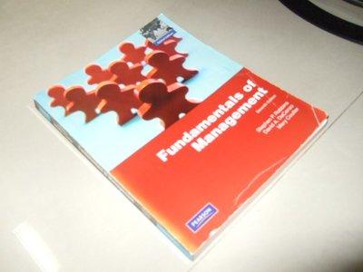 古集二手書75 ~Fundamentals of Management 7/e 2011 9780135095188