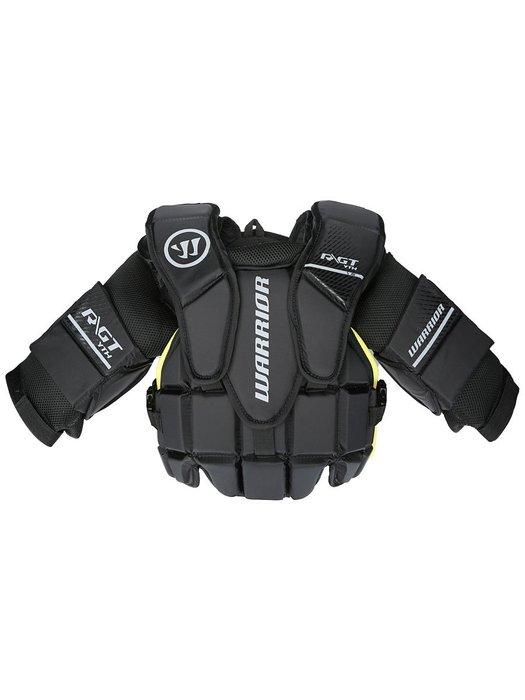 Warrior Ritual GT 曲棍球守門員護胸 冰球等級 YTH兒童 L/XL號尺寸130cm以下 直排可用