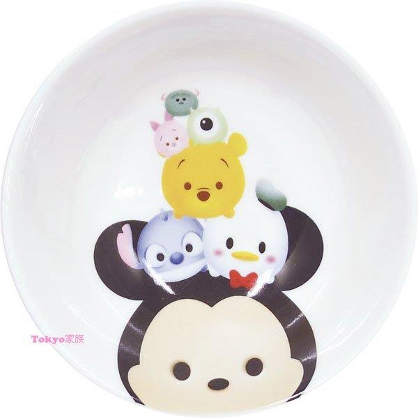 東京家族 迪士尼 Tsumu 茶碗  飯碗 兒童用餐具