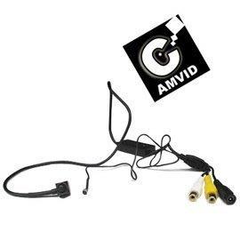 【皓翔居家安全館】CAMVID米粒微型有線彩色鏡頭