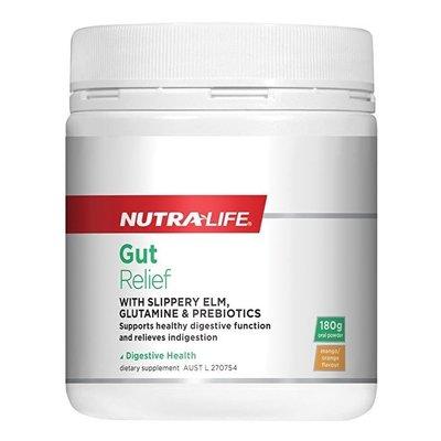 紐西蘭 紐樂 腸胃粉 guts relief 180g Nutra life 正品直航運送
