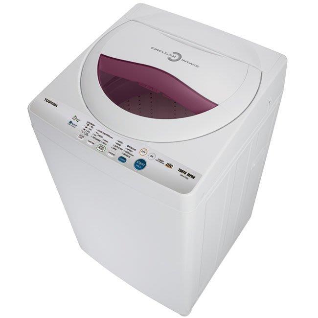 優購網~東芝TOSHIBA單槽7公斤洗衣機《AW-B7091E》全新品
