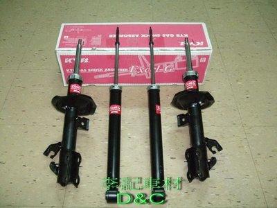 【李記車材】日本KYB加強型避震器 for NISSAN SENTRA M1 180 331 341 N16 MARCH K11