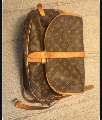 Louis Vuitton LV horse bag 經典手袋