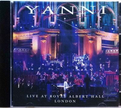 《絕版專賣》Yanni 雅尼 /  Live at Royal Albert Hall 倫敦皇家阿爾伯特音樂廳現場音樂會 新北市
