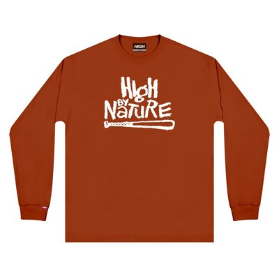 High Company - Longsleeve Nature Brick