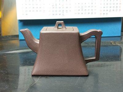 早期紫砂壺十色壺方鐘