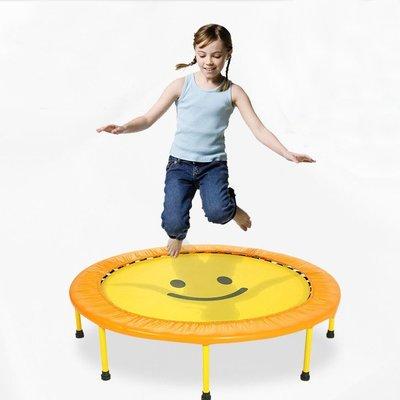 蹦蹦床 成人家用健身蹦床 兒童折疊跳跳床 室內娛樂彈簧蹦床 ZH36