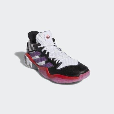 ADIDAS HARDEN STEP-BACK 籃球鞋 哈登 男鞋 白黑紅 大鬍子 耐磨 EH1995 YTS