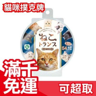 【貓咪】日本 紙牌遊戲 益智桌遊 夏日大作戰 收藏 聖誕 節新年派對 交換禮物 ❤JP Plus+
