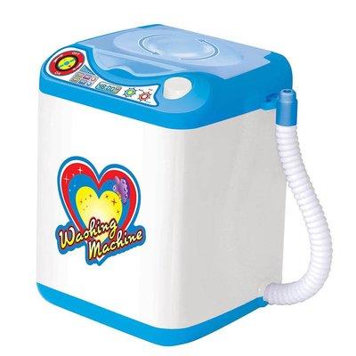 網紅洗衣機 迷你洗衣機仿真小家電 兒童過家家玩具男女孩益智遊戲BJO