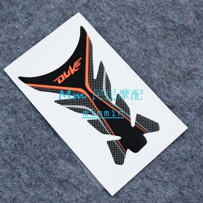 適用于KTM Duke390 RC390 Duke200 機車油箱貼 機車魚骨貼紙
