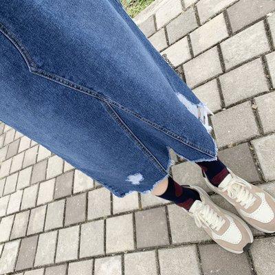 soyuselect🇰🇷韓製高CP值瘦瘦牛仔裙 0303 兩色 正韓 韓國連線 現貨 快速出貨 amissa