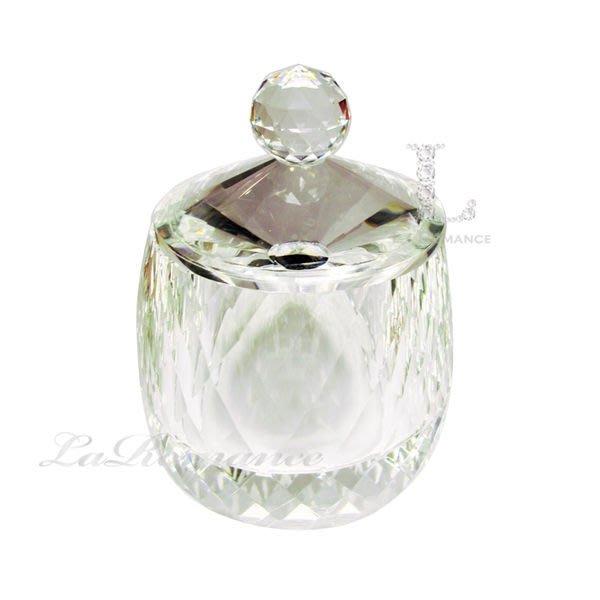 【芮洛蔓 La Romance】璀璨水晶 - 水晶盅 / 置物盒 / 珠寶盒