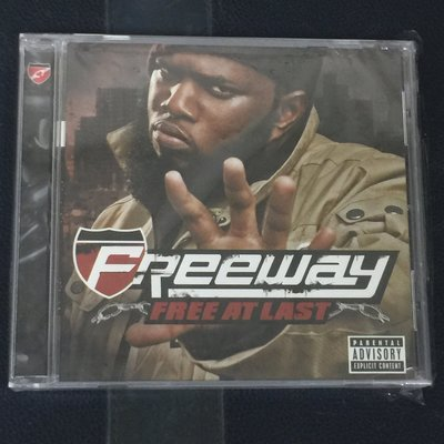 【舊世主】【外語CD】FREEWAY /  Free At Last - Explicit Version