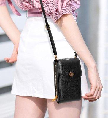 DS_08網紅時尚2019新款潮豎款百搭手機袋上新迷你小包包裝手機包女斜挎小包