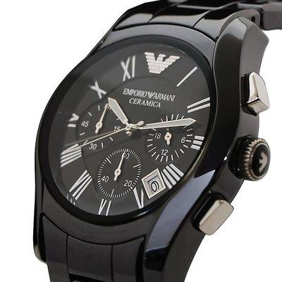 Emporio Armani 手錶 ar1400 陶瓷 男士腕錶