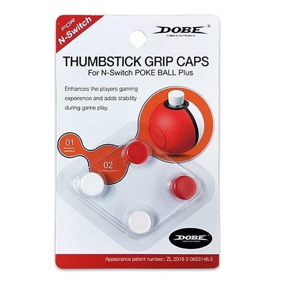 [哈GAME族] ~一組四顆~ DOBE NS TNS-18131 精靈球類比增高帽 Switch 精靈球 類比保護套