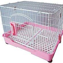 。╮♥寶貝咪嚕的家♥╭。~2尺日式豪華寵物籠(粉紅色/咖啡色)狗/兔都適用.