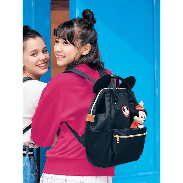 迪士尼Disney 《預購》米奇耳朵造型後背包~日本正品~心心小舖