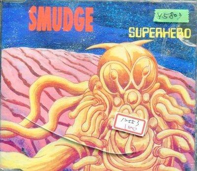 *還有唱片行* SMUDGE / SUPERHERO 全新 Y5803 (封膜破、49起拍)