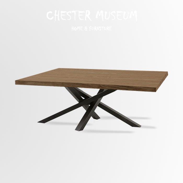 【大】工業風松木桌子(A款) 辦公桌 餐桌 總裁桌 長桌 桌子 會議桌 工業風桌 工業風桌子 工業風 桌子 工業風餐桌