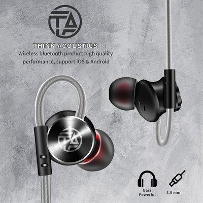 ♬精選耳機♬ T.A-LS 高清晰重低音耳機 (商務 慢跑 健身 有線耳機 運動耳機 原廠保固)