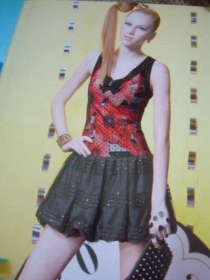 【滿仟加購】Selina~全新春夏專櫃 **JARSICON**  6133P 洋裝 L