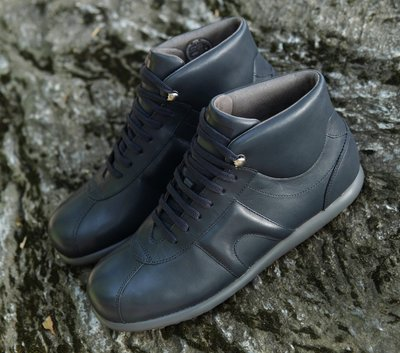 INDiCE ↗ CAMPER Pelotas K300019 經典拱門輕量中筒休閒鞋 極地藍 新北市