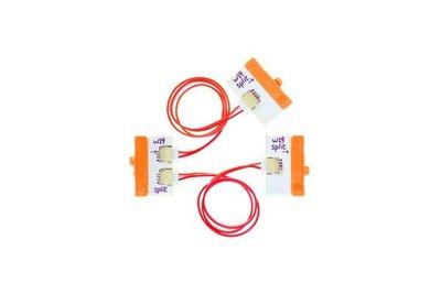 美國 littleBits 零件 (wire):  SPLIT (8折出清)