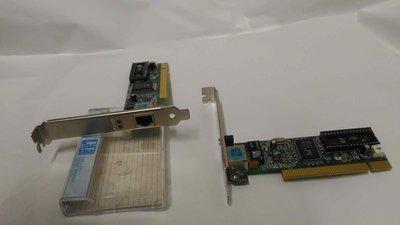 全新 realtek RTL8139D PCI 網路卡(長檔板) 10/100 Mps