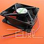 [百威電子] GULF 8公分小風扇 DC12V 0.23A 8*8*2.5 塑膠框 塑膠葉 GD128025HS