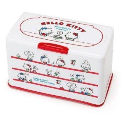 **茱莉亞日系鄉村雜貨舖**日本正版Kitty Disney 口罩 收納盒 自動補充盒防塵盒(2款)**