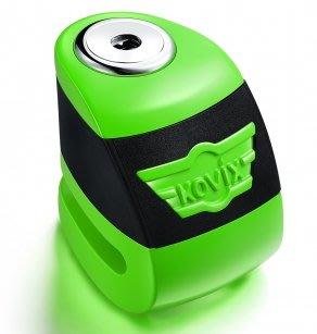 雙12限時特惠!! 官方直營店 KOVIX KA1 螢光綠 公司貨 送原廠收納袋+提醒繩 德國鎖心 碟煞鎖