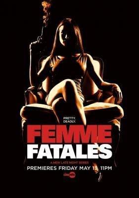 【藍光電影】蛇蠍美人 第1季+第2季  共2碟 Femme Fatales Season 1+2  不兼容sony