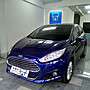 Ford Fiesta 專用- A柱+B柱+C柱+四車門下方+...